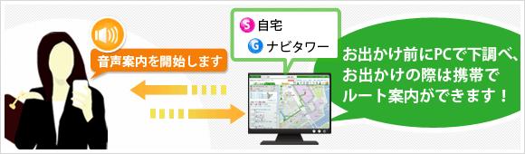 PC・スマートフォン連携