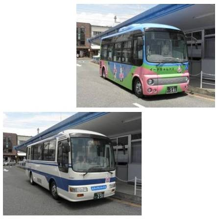 バス車体イメージ1