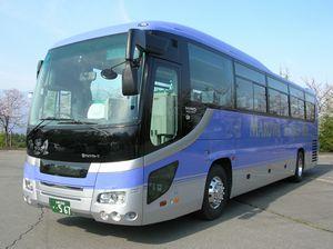 バス車体イメージ